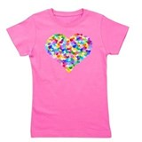 Heart Girls Tees