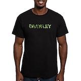 Brawley Fitted Dark T-Shirts