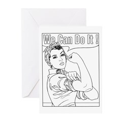 Poster Art Eleven Greeting Cards (Pk of 10)