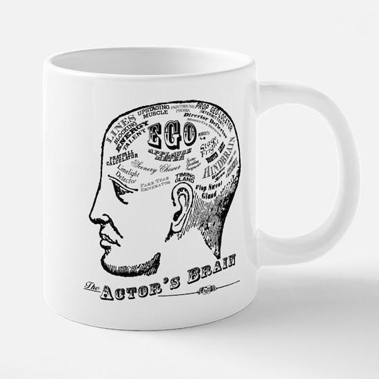 The Actor's Brain Mugs
