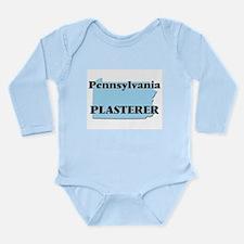 Pennsylvania Plasterer Body Suit