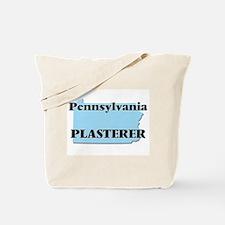 Pennsylvania Plasterer Tote Bag