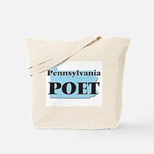 Pennsylvania Poet Tote Bag