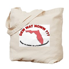 The Dew Wat Now Tote Bag
