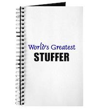 Worlds Greatest STUFFER Journal