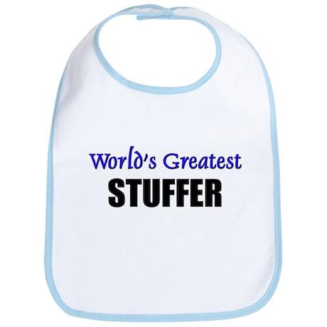 Worlds Greatest STUFFER Bib