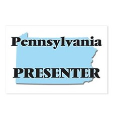 Pennsylvania Presenter Postcards (Package of 8)