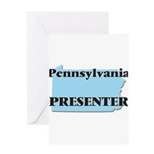 Pennsylvania Presenter Greeting Cards