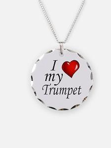 Trumpet 2 Necklace