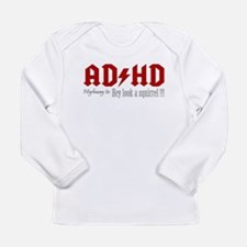 AD/HD Long Sleeve T-Shirt