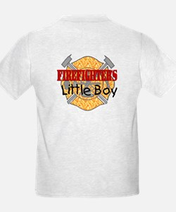 Future Firefighter-Red Flame T-Shirt
