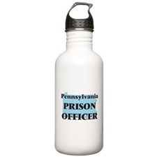 Pennsylvania Prison Of Water Bottle
