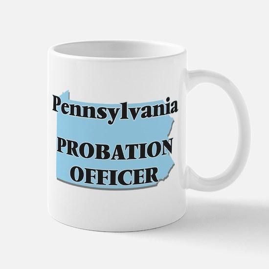 Pennsylvania Probation Officer Mugs