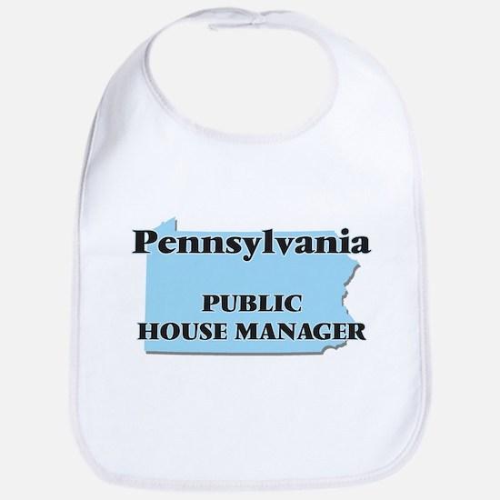 Pennsylvania Public House Manager Bib