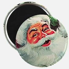 Santa Claus Rocket Magnets