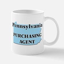Pennsylvania Purchasing Agent Mugs