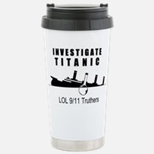 Cute 9 11 truth Travel Mug