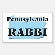 Pennsylvania Rabbi Decal