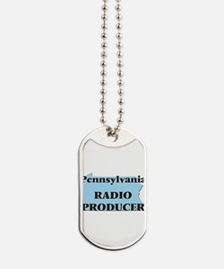 Pennsylvania Radio Producer Dog Tags