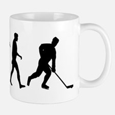 Evolution Of Ice Hockey Mug Mugs