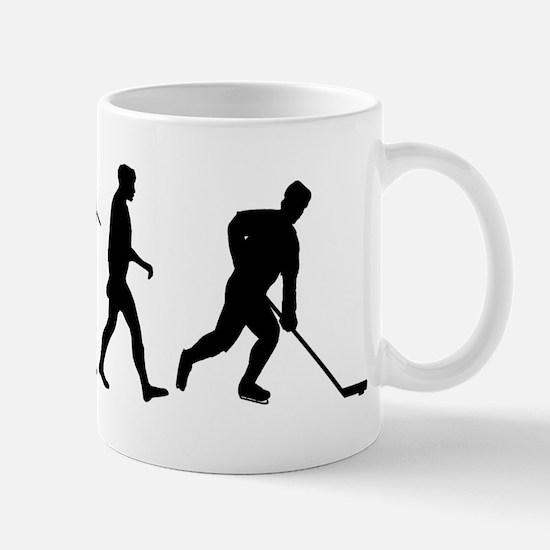 Evolution Of Ice Hockey Mug Mugs