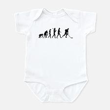 Evolution of Ice Hockey Infant Bodysuit