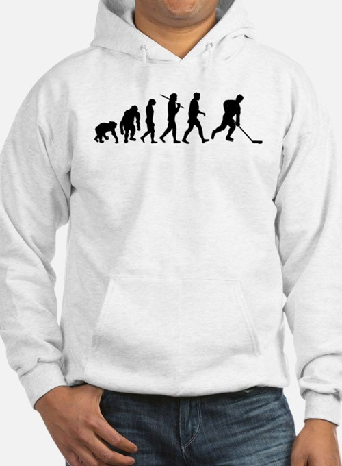 Evolution of Ice Hockey Hoodie