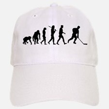 Evolution of Ice Hockey Baseball Baseball Cap