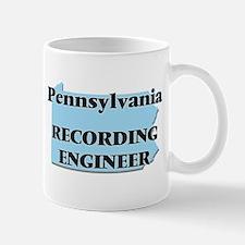 Pennsylvania Recording Engineer Mugs
