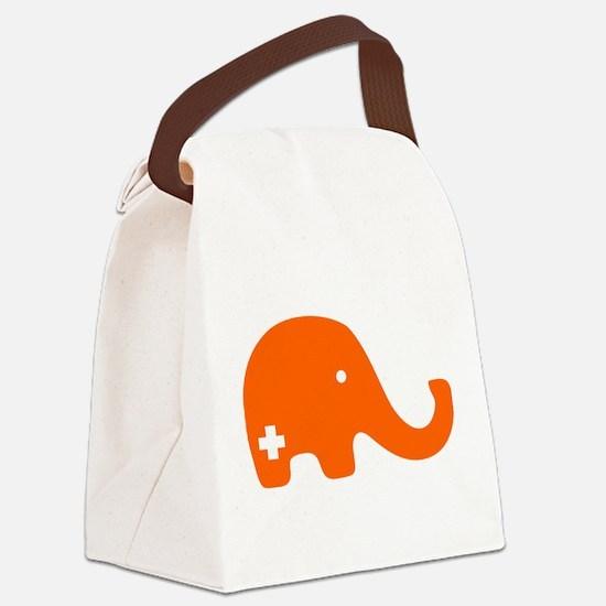 SFE Elephant - Canvas Lunch Bag