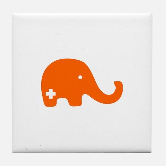 SFE Elephant - Tile Coaster