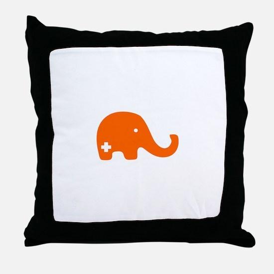 SFE Elephant - Throw Pillow