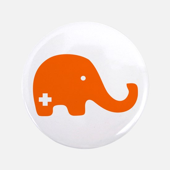 "SFE Elephant - 3.5"" Button (100 pack)"