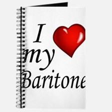 I Love My Baritone Journal
