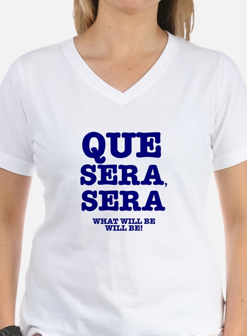 Cute Funny que Shirt