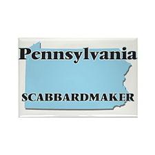 Pennsylvania Scabbardmaker Magnets