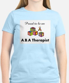 aba therapist T-Shirt