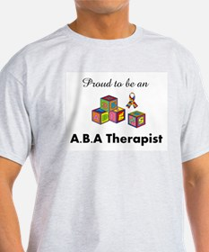 Unique Aba therapy T-Shirt