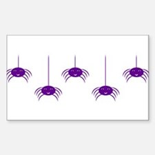 Hanging with Friends Purple Decal