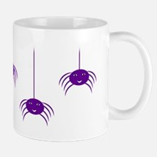 Hanging with Friends Purple Mugs