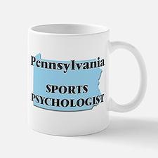 Pennsylvania Sports Psychologist Mugs