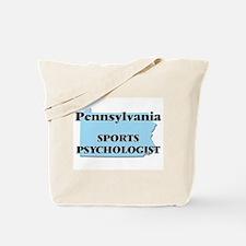 Pennsylvania Sports Psychologist Tote Bag