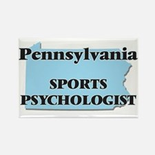 Pennsylvania Sports Psychologist Magnets
