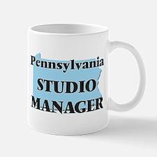 Pennsylvania Studio Manager Mugs