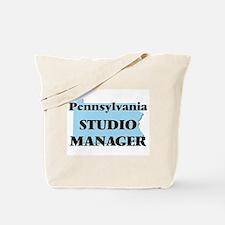 Pennsylvania Studio Manager Tote Bag