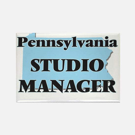 Pennsylvania Studio Manager Magnets