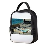 Gloucester Greetings Neoprene Lunch Bag