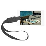 Gloucester Greetings Luggage Tag