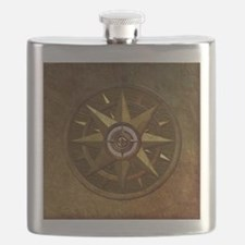 Harvest Moons Mariners Star Flask