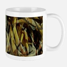 western country antler camouflage Mugs